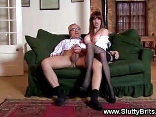 دوست پسر دوست دختر سوپر سکس فول لاغر را ملاقات می کند
