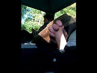 دختر سایت سکسی فول اچ دی زیرکانه خود را به راننده تاکسی داد