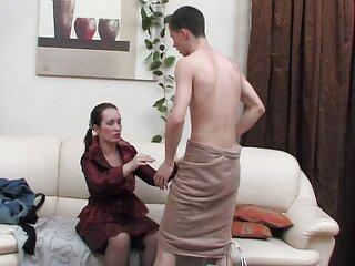 زن و شوهر پرشور تصاویر فول سکسی عاشق جوک های داغ نقش آفرینی در رختخواب هستند